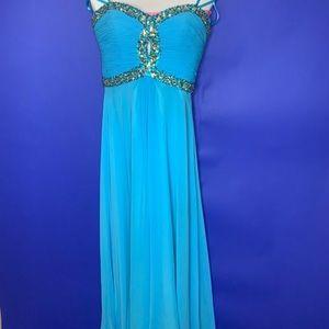 Light Blue Gown/Dress 💙